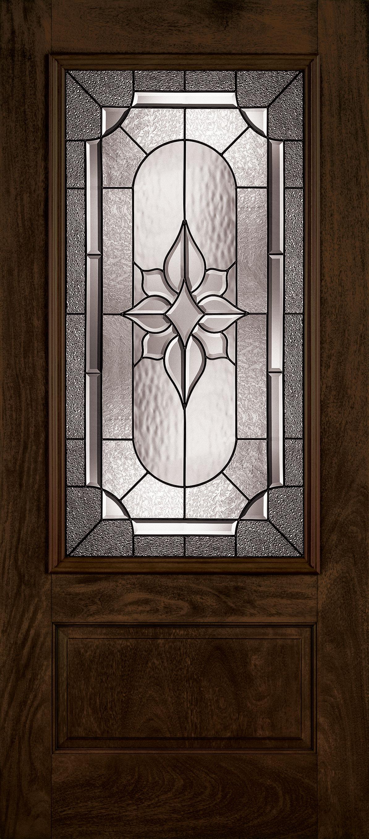 Trinity Glass Ashborne Entry Door