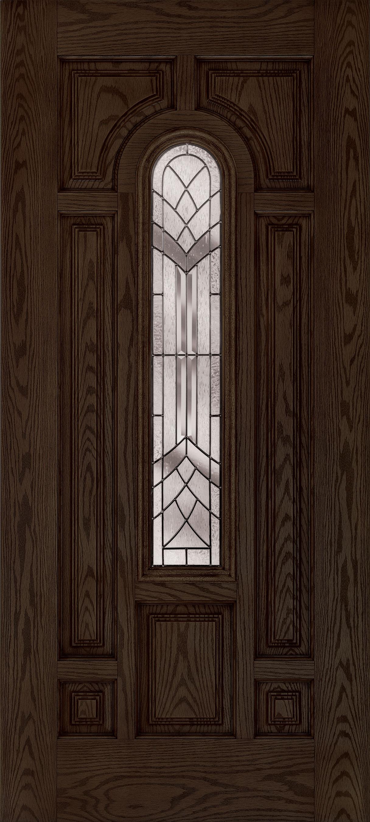Trinity Glass Pomona Entry Door