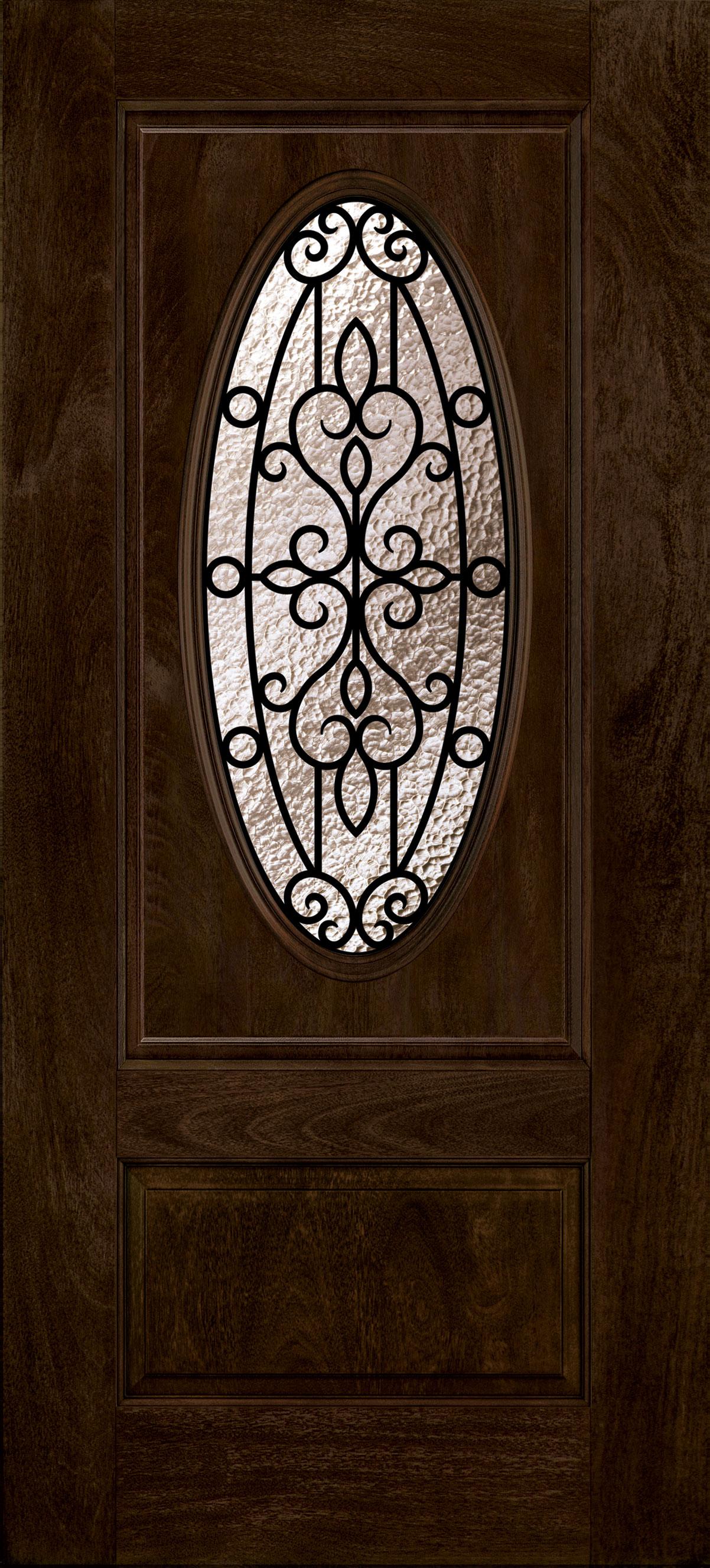 Trinity Glass Torino Entry Door