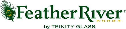 Feather River Door Logo by TG